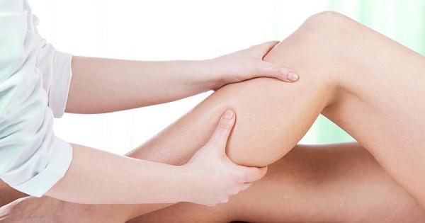 Болит нога при прикосновении
